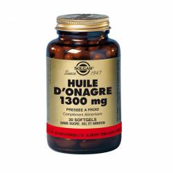 Solgar Huile d'Onagre 1300 mg 30 Gélules