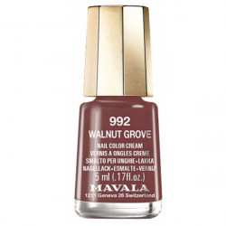 Mavala Mini Color Vernis à Ongles Crème Walnut Groove 5 ml