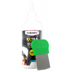 PARANIX EXTRA FORT Shampooing + peigne 300ml