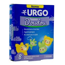Urgo Pansements doudous pour enfants 8 pansements