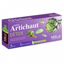 Milical Extra Artichaut Détox 7 Doses