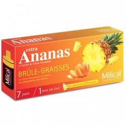 Milical Extra Ananas Brûle-Graisses 7 Doses