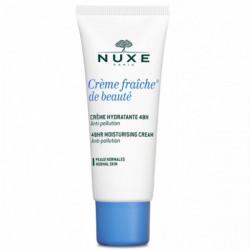 Nuxe Crème Fraîche de Beauté Crème Hydratante 48H 30 ml