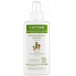 Cattier Spray Démêlant Familial 200 ml