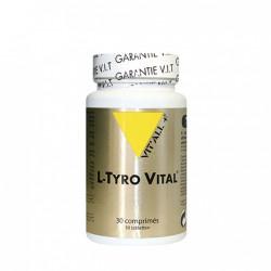 VIT'ALL + L TYRO VITAL 30 COMPRIMES