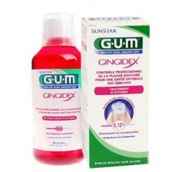 GUM Gingidex au digluconate de chlorhexidine 0,12 %, 300ml
