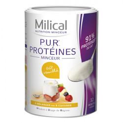 MILICAL Pur protéines vanille, 400 g