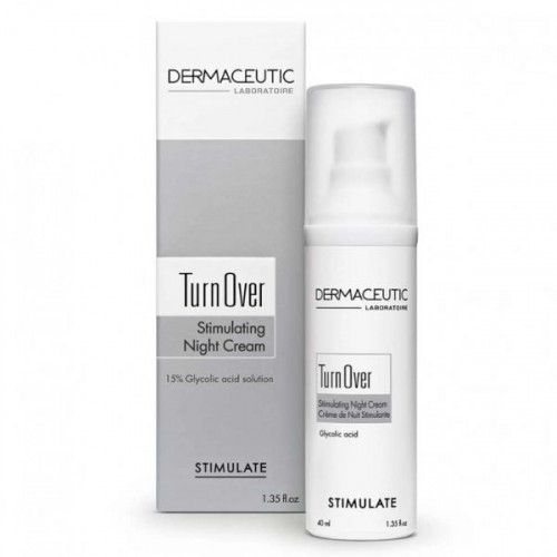 Dermaceutic Turn Over Creme De Nuit Stimulante 40 ml