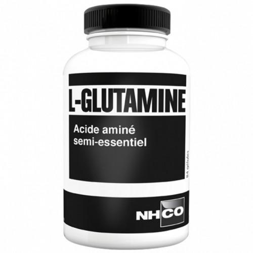 L-GLUTAMINE 84 GELULES NHCO NUTRITION