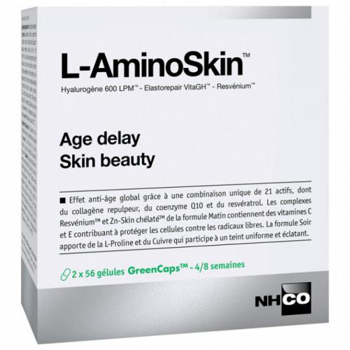NHCO L-AMINO SKIN 2X56 GELULES