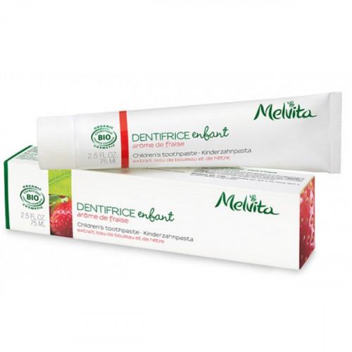 MELVITA DENTIFRICE ENFANT 75 ML