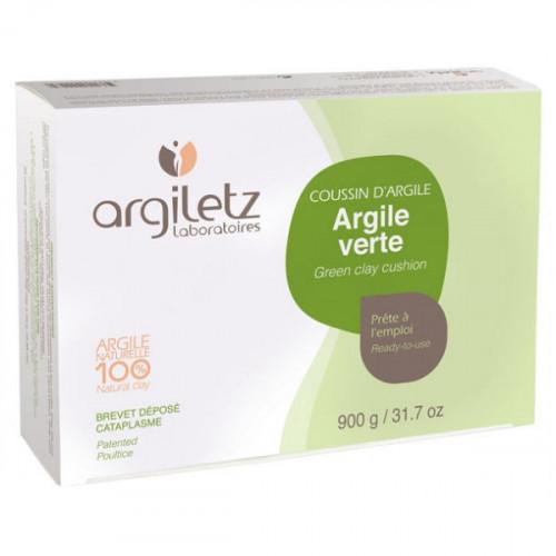 Argiletz Argile Verte Coussin d'Argile