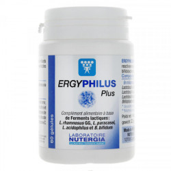 Nutergia Ergyphilus 60 Gélules