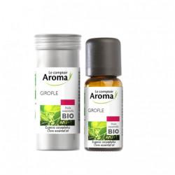 Le Comptoir Aroma Huile Essentielle Bio Girofle 10ml