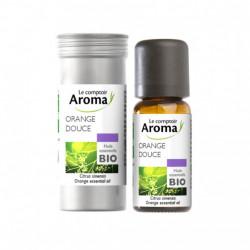 Le Comptoire Aroma Huile Essentielle Bio Orange Douce 10ml