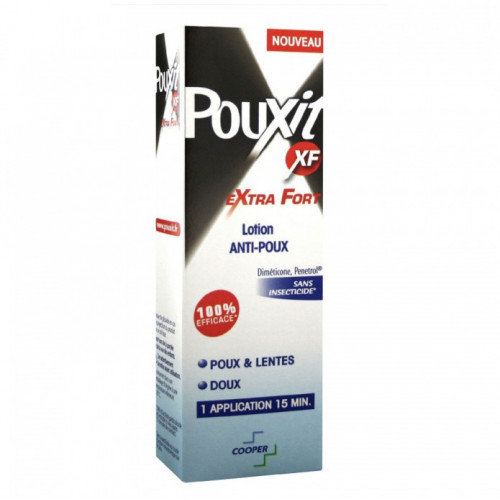 Cooper POUXIT XF Lotion 100 ml