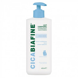 Biafine Cicabiafine Lait hydratant corporel quotidien 400ml
