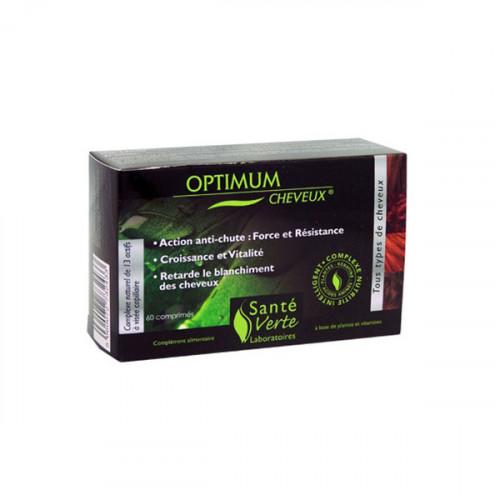 Santé Verte Optimum Cheveux 60 Comprimés