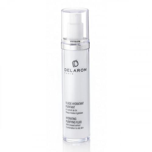 Delarom Fluide Hydratant Purifiant 50ml