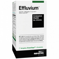 NHCO EFFLUVIUM CROISSANCE VITALITE DU CHEVEU 168 GELULES