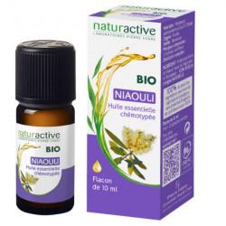 Naturactive Huile Essentielle Niaouli Bio 10 ml