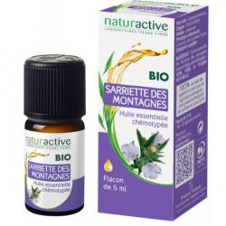 Naturactive Huile Essentielle Sarriette des Montagnes Bio 5 ml
