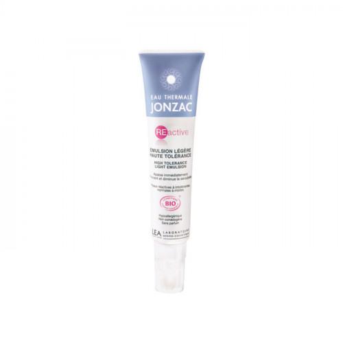 JONZAC REactive Emulsion Légère Haute Tolérance Visage 40 ml