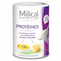 MILICAL Pur protéines goût neutre 400 g