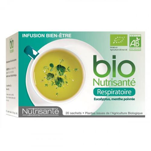 Bio Nutrisanté Infusion Respiratoire 20 Sachets