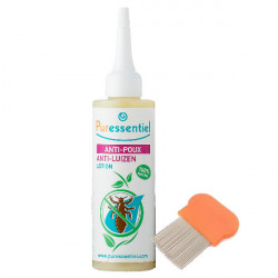 Puressentiel Anti Poux Lotion + Peigne 100ml