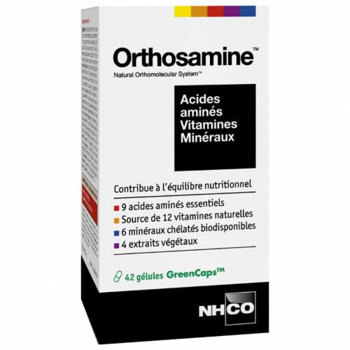 NHCO ORTHOSAMINE 42 GELULES