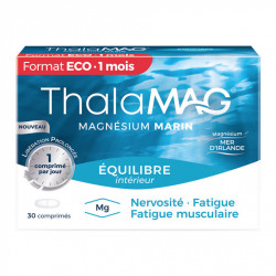 THALAMAG EQUILIBRE INTERIEUR MAGNESIUM MARIN 30 COMPRIMÉS