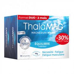 THALAMAG EQUILIBRE INTERIEUR MAGNESIUM MARIN 2X30 COMPRIMÉS