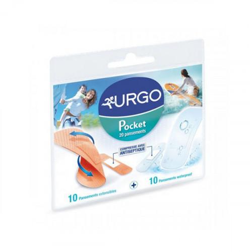 Urgo Pocket 20 Pansements