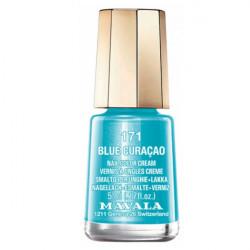 Mavala Mini Color Vernis à Ongles Crème Blue Curaçao 5 ml