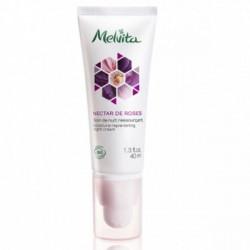 Melvita Nectar de Roses Soin de Nuit Ressourçant 40 ml