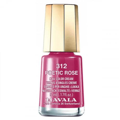 Mavala Mini Color Vernis à Ongles Crème Poetic Rose 5 ml