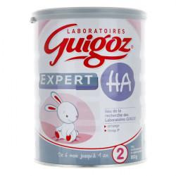 Guigoz Expert HA 2 Lait en poudre 800 g