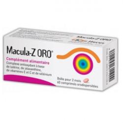 Macula-Z ORO®  60 comprimés orodispersibles