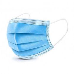 Masque Médical Jetable 3 ply - 50 Unités