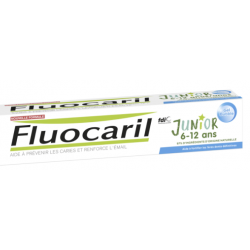 FLUOCARIL JUNIOR GEL Bubble 75ML