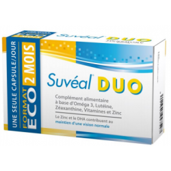 SUVEAL DUO 60 Capsules - 2 MOIS