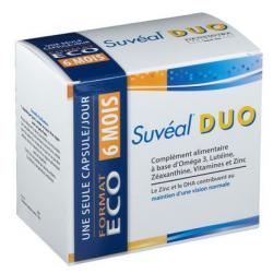 SUVEAL DUO CAPS 180