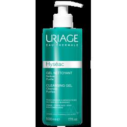 Hyseac Gel nettoyant visage et corps 500 ml