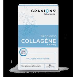 Granions collagène 60 comprimés
