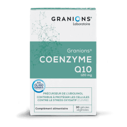 GRANIONS CO ENZYME Q10 - Lot de 2x 30 Gélules