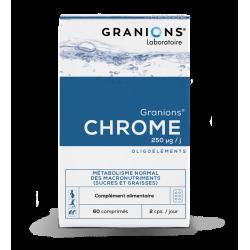 GRANIONS CHROME 250UG - 60 Comprimés