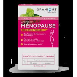 GRANIONS MENOPAUSE 56 Gélules