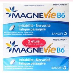 MAGNEVIE B6 100 mg/10 mg - LOT 2*60cp