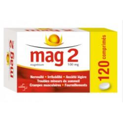 MAG 2 100 mg CPR 120